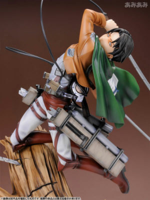 Levi Renewal Package ver. - Attack on Titan 1/8