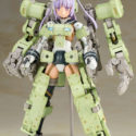 Greifen Plastic Model — Frame Arms Girl