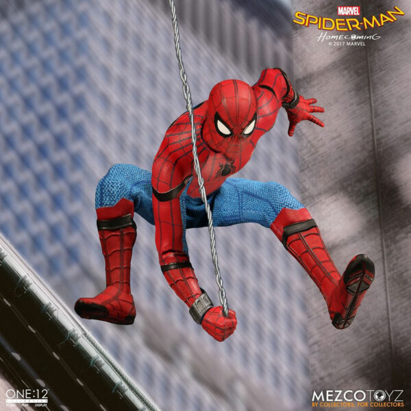 ONE:12 Collective Mezco - Spider-Man: Homecoming