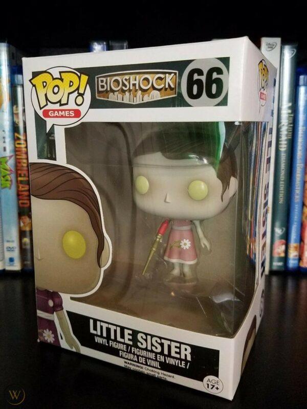Little Sister BioShock - Funko POP Games