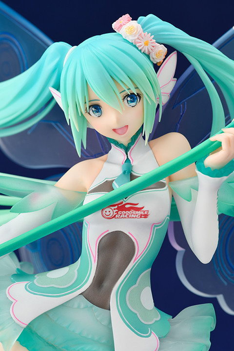 Hatsune Miku Vocaloid - Racing 2017 Ver. GOOD SMILE Racing
