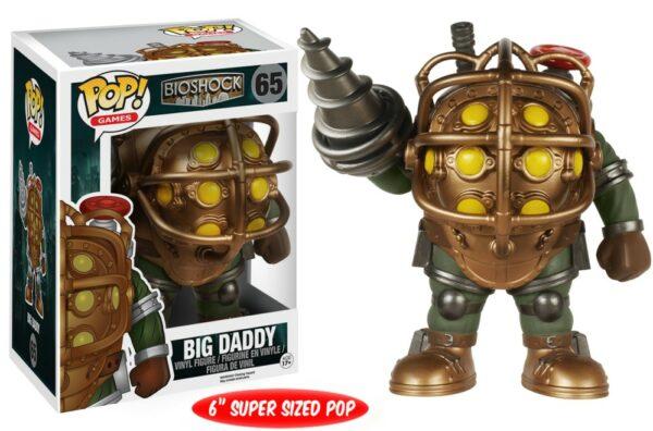 Big Daddy BioShock – Funko POP Games