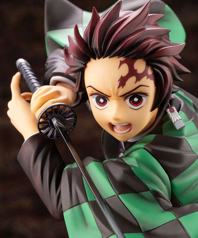 Tanjirou Kamado - Demon Slayer: Kimetsu no Yaiba