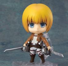 Armin Arlert — Shingeki no Kyojin [Nendoroid 435]