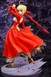 Saber EXTRA Red — Fate/Grand Order
