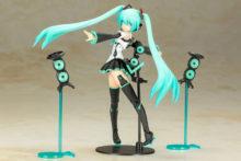 Frame Arms Girl — Frame Music Girl Hatsune Miku Plastic Model Vocaloid