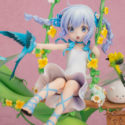 Chino -Flower Swing- Is the order a rabbit??