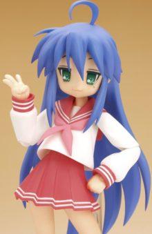 Konata Izumi: Winter Uniform ver. Lucky Star [Figma 008]