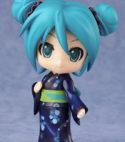 Hatsune Miku : Yukata Ver. — Vocaloid [Nendoroid 261]