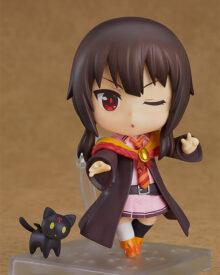 Megumin: School Uniform Ver. KONO SUBARASHII SEKAI NI SYUKUFUKU WO! 2 [Nendoroid 851]