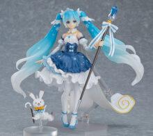 Snow Miku: Snow Princess ver. Vocaloid [Figma EX-054]