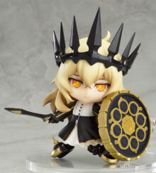 Chariot with Mary (Tank) Set TV ANIMATION Ver. Black Rock Shooter [Nendoroid 315]