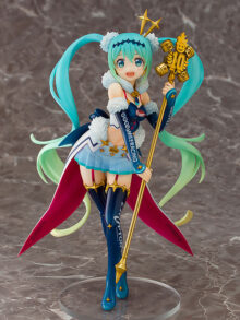 Hatsune Miku GT Project Racing Miku 2018 Challenging to the TOP
